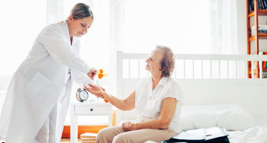 What is Nursing Home Care Services?