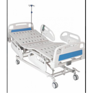 5 Crank Electric Hospital Bed0